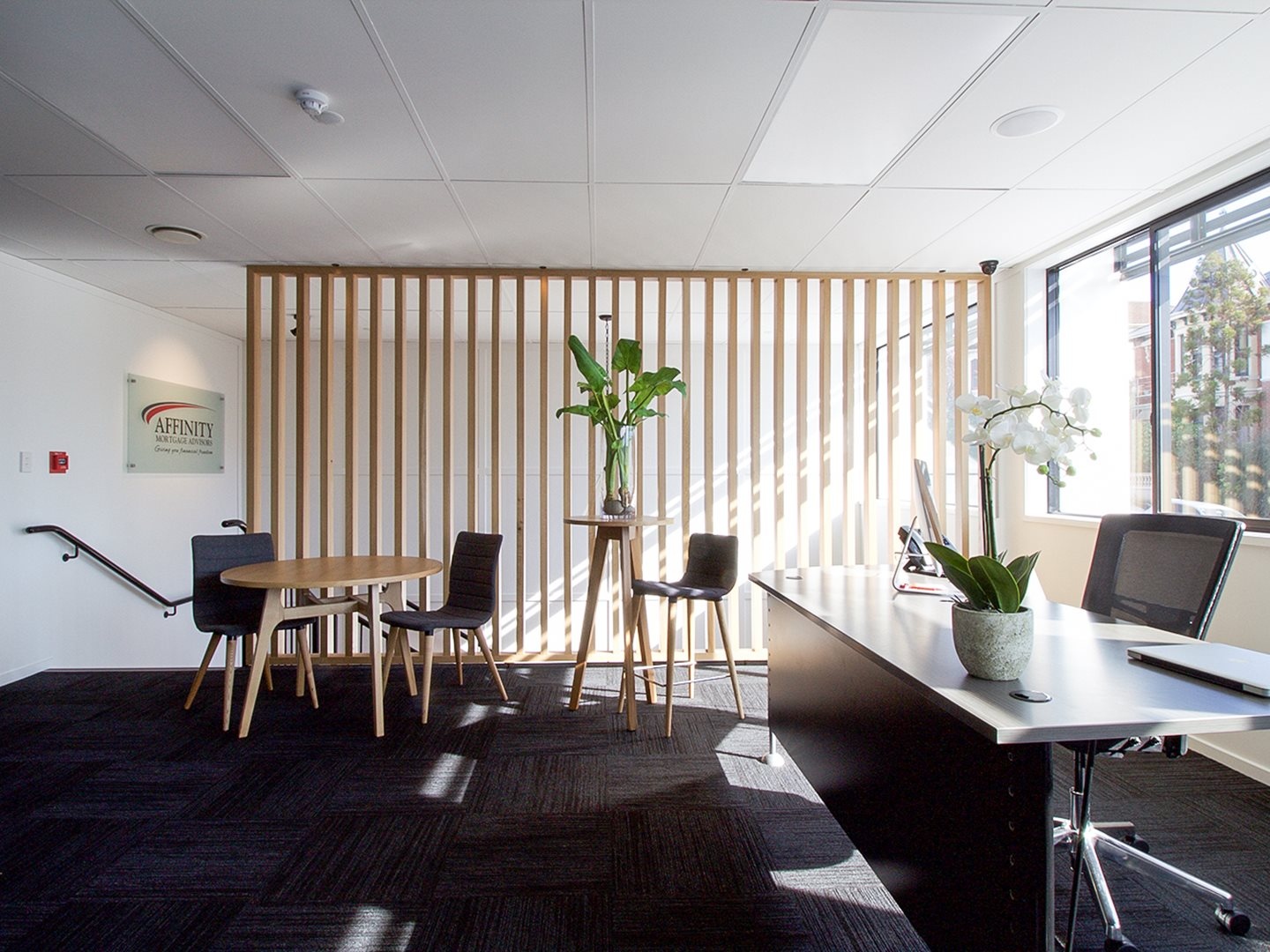 Office design and layout dunedin