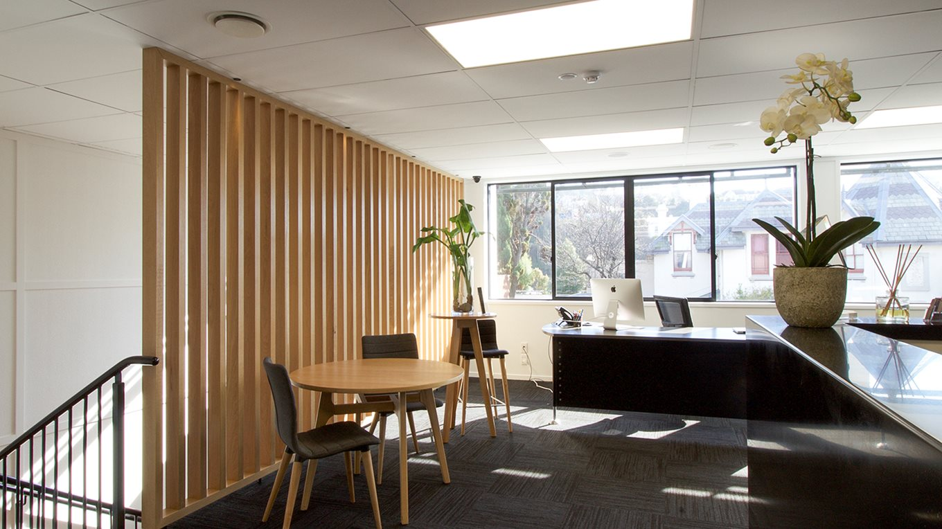 work space and office design dunedin