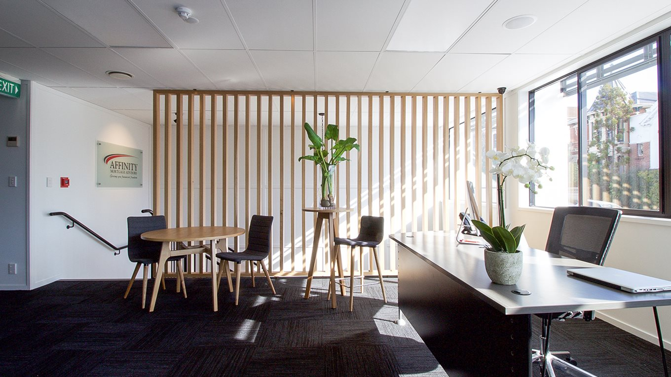 dunedin fit out and office design