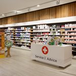 Meridian antidote pharmacy fit out and shopfit thumbnail