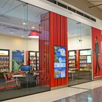 Northlands Mall flight centre shopfit out thumbnail