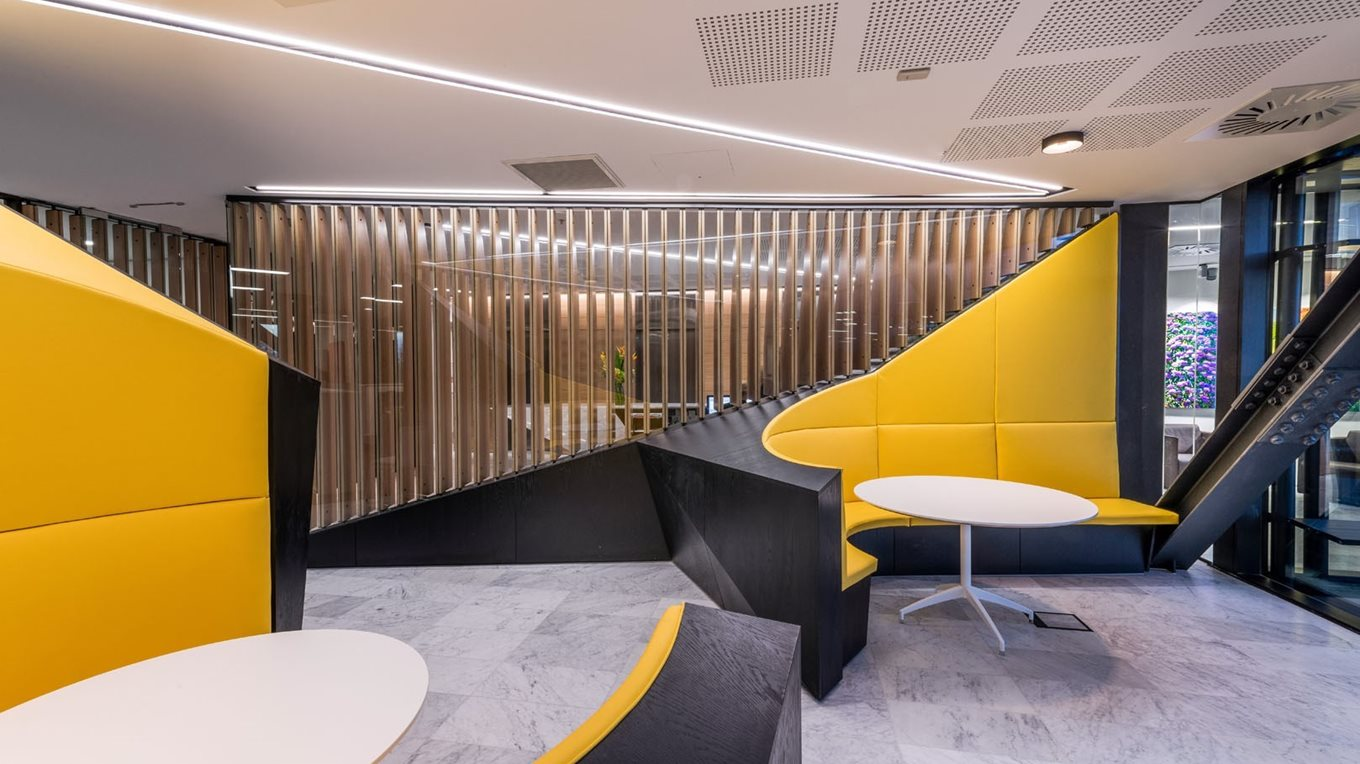 reception fitout christchurch