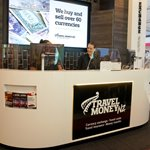 Travel Money signage Northlands christchurch thumbnail