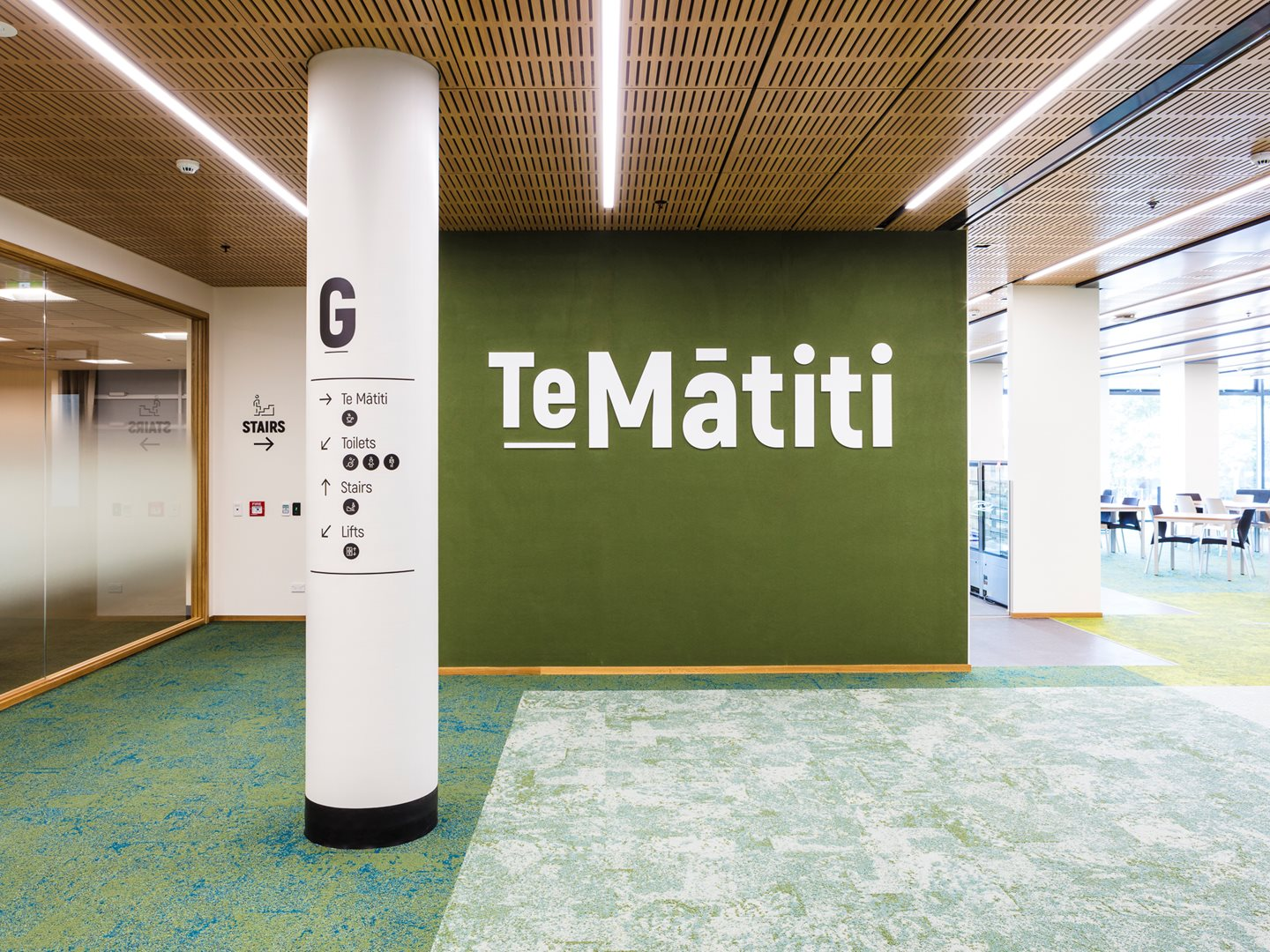 Te matiti cafe otago business school