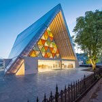 Christchurch Cardboard Cathedral Bespoke Joinery thumbnail