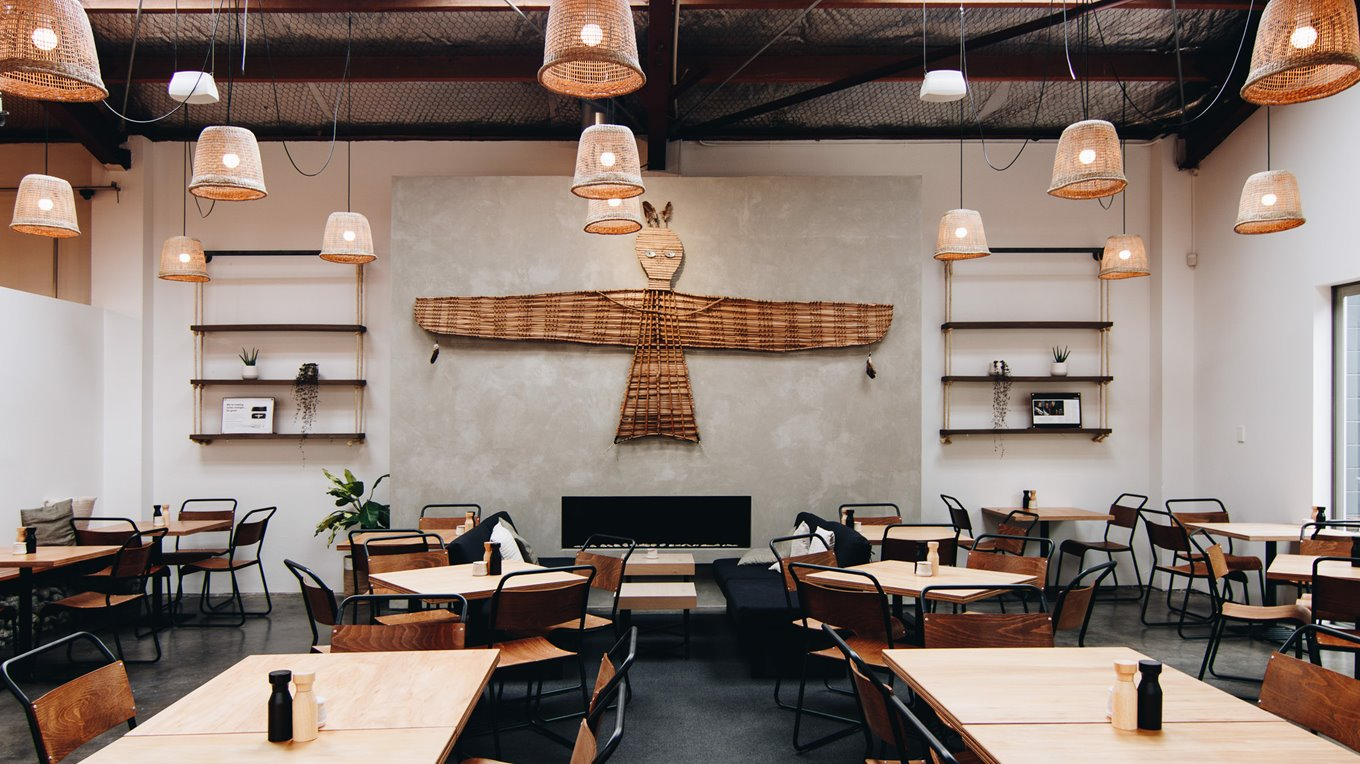 Restaurant fitout by Miller Creative