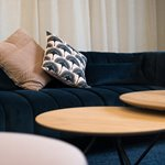 Dunedin interior designers complete a modern function room for Victoria Hotel thumbnail
