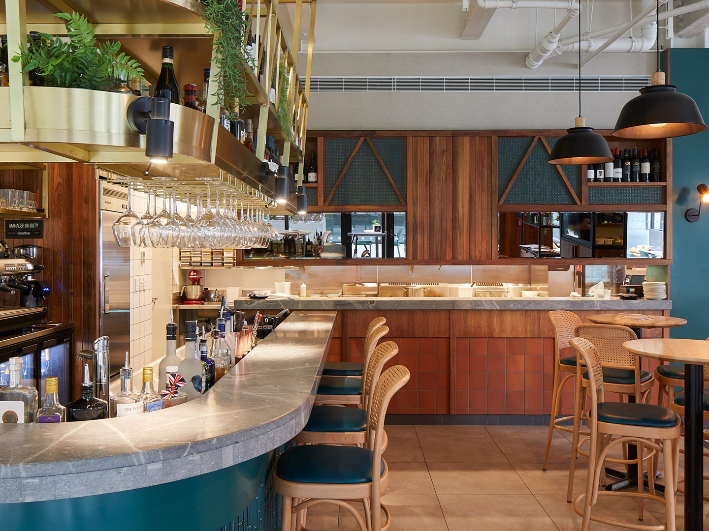 Local Dunedin company completes restaurant fitout for Christchurch Hotel