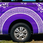 Van digital wraps completed by Miller Creative Group, Christchurch. thumbnail