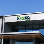 Custom signs for Anzco foods Christchurch thumbnail